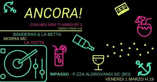 Neu radio Ripasso Bologna